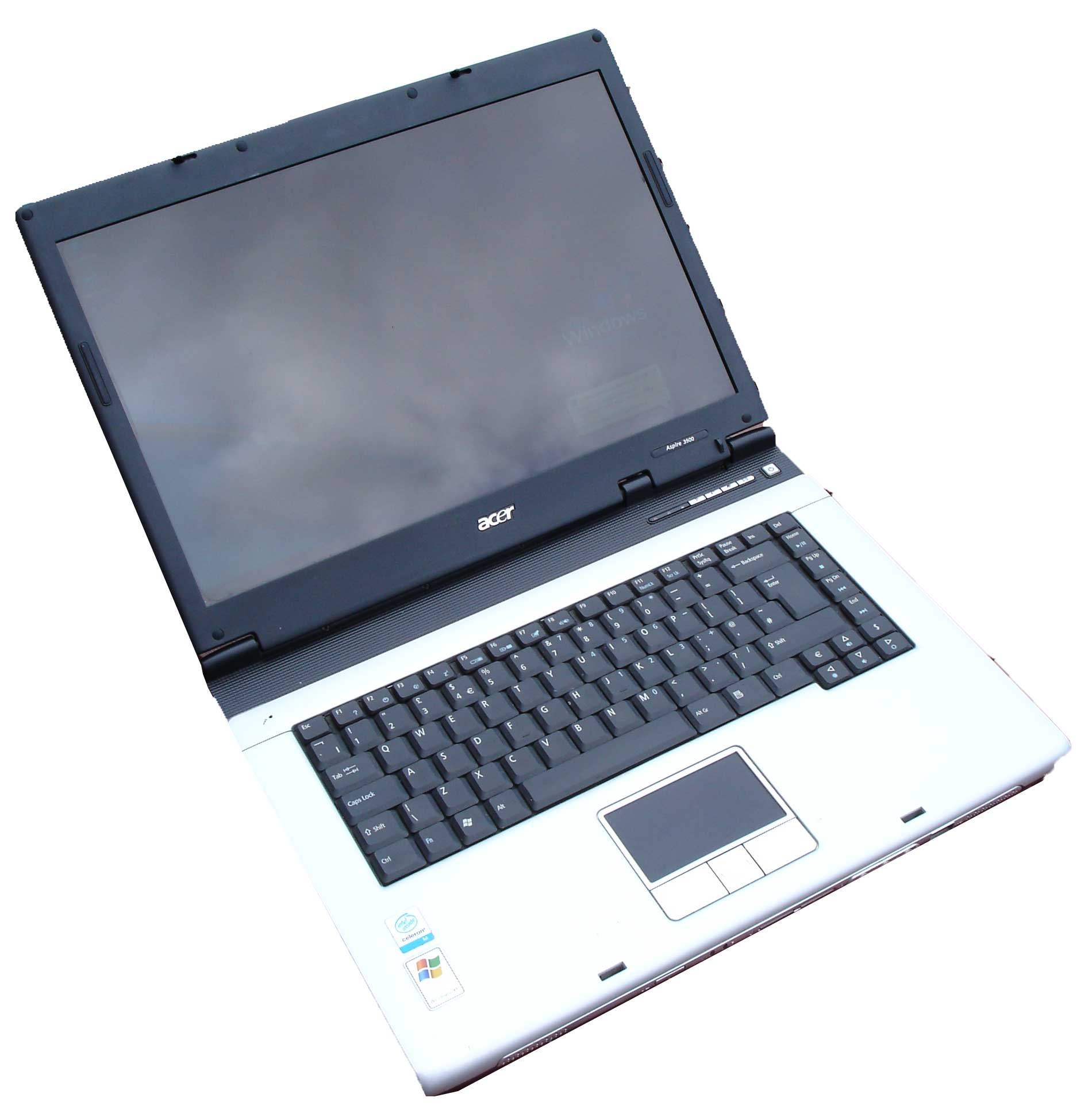 Acer Aspire 3500/3502WLMI Windows XP Laptop
