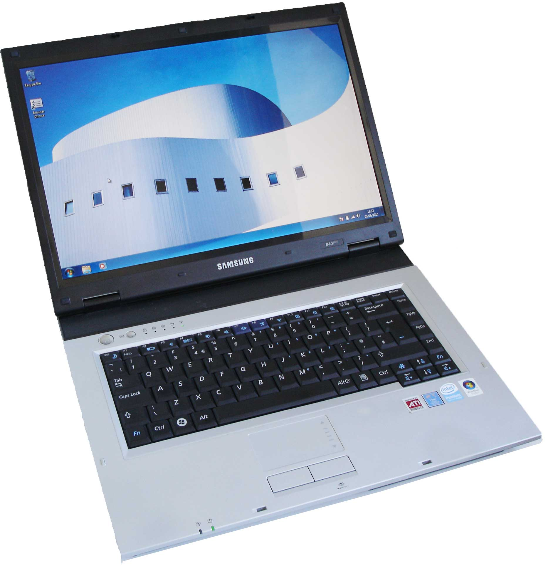 Samsung R40 Plus Laptop